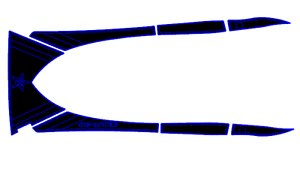 SC WAKE SEADOO DI / GTI 4-TECH / GTX / RXT / RXT-X SEADEK DIY TRACTION MATS