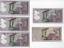 miniatura 2 - Rupia de Mauricio cinco 25 billetes muy buen estado envío gratuito a EE. UU.