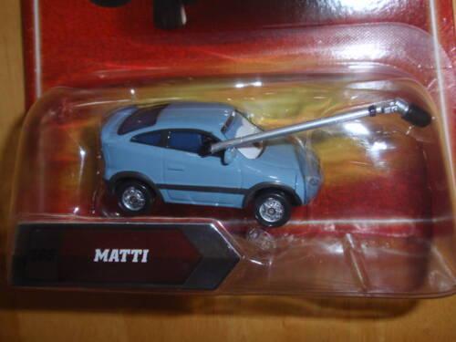 Disney Cars Final Lap #165 MATTI