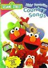 Kids Favorite Country Songs 0891264001304 With Sesame Street DVD Region 1