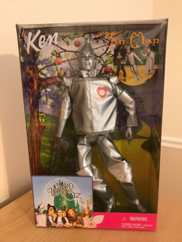 NRFB Ken as Tin Man in The Wizard of Oz