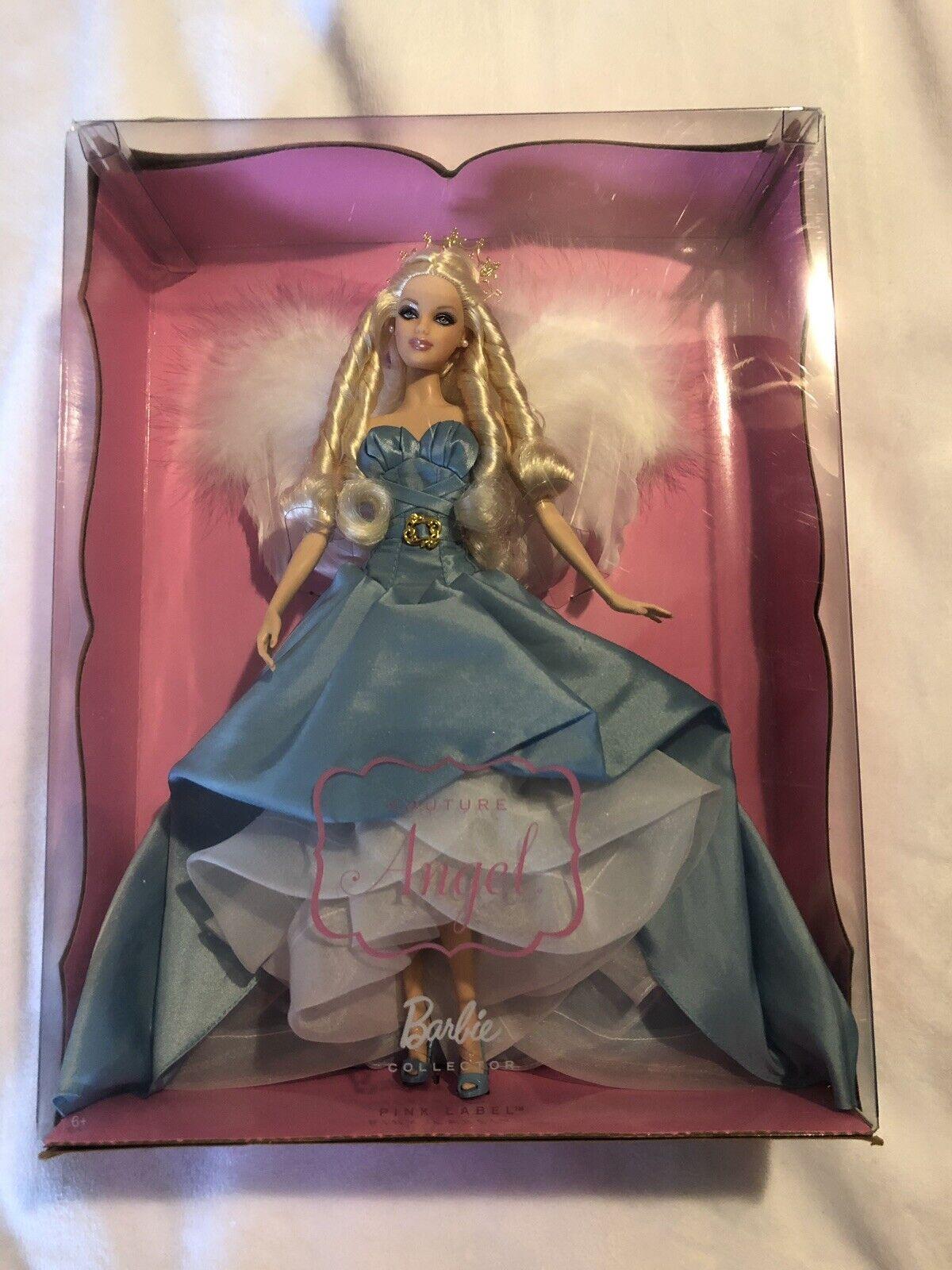 NIB Barbie 2010 Couture Angel Doll