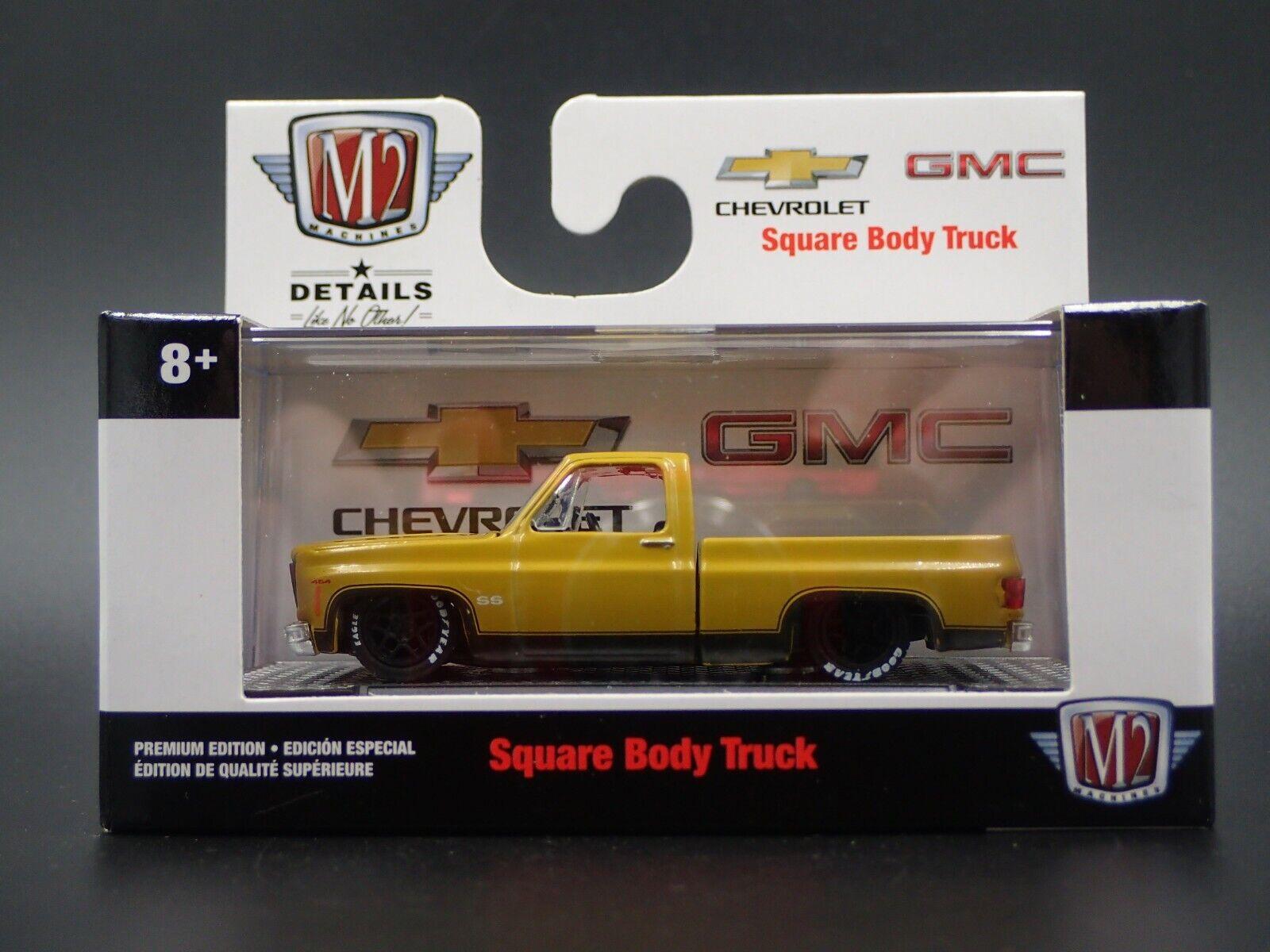 C1 M2 Machines 1973 Chevrolet Cheyenne Super 10 Custom Ss