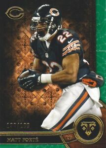 2015-Topps-Triple-Threads-Football-Emerald-32-Matt-Forte-199-Chicago-Bears