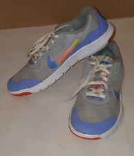 a8a0ee4490ea6 item 3 Youth Nike FLEX EXPERIENCE RN 4 Gray Blue Sneakers Running Shoes  Youth Sz. 5M -Youth Nike FLEX EXPERIENCE RN 4 Gray Blue Sneakers Running Shoes  Youth ...