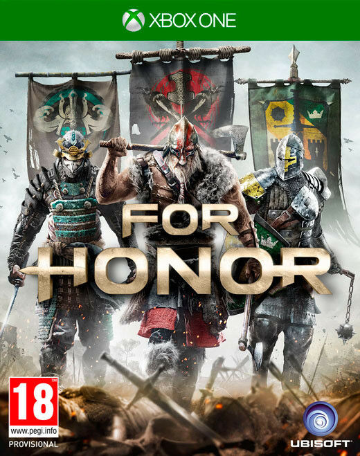 Xbox One For Honor (brand new)