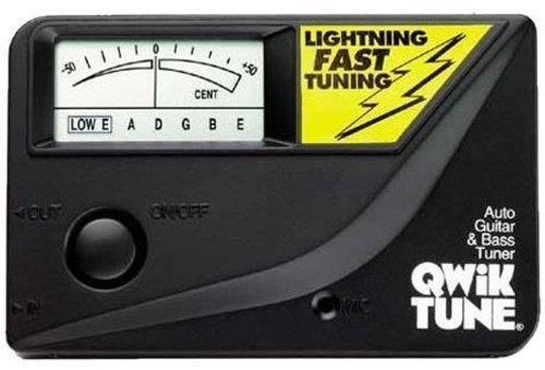 Qwik Tune QT-8 Lightning Guitar Tuner