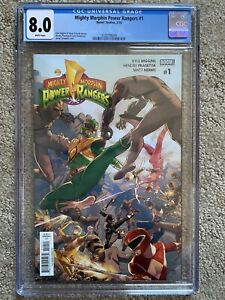 Mighty Morphin Power Rangers #1 CGC