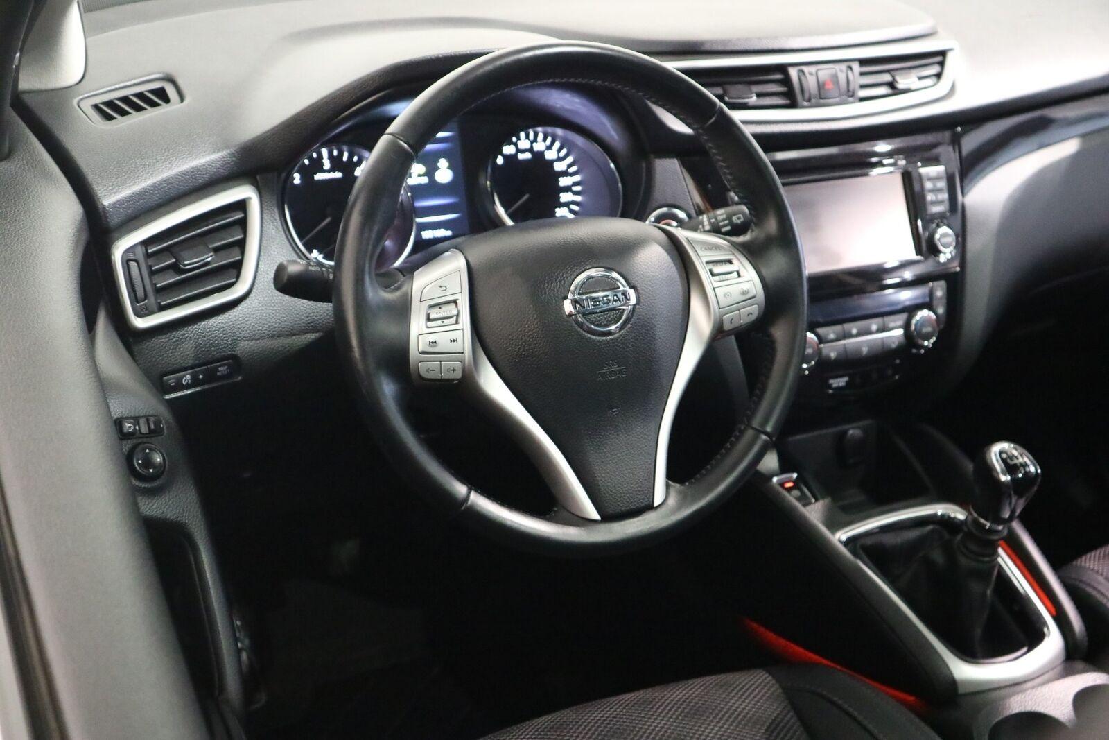 Nissan Qashqai 1,5 dCi 110 Tekna - billede 10