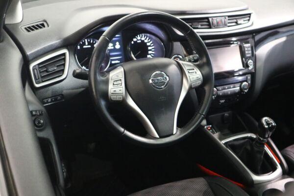 Nissan Qashqai 1,5 dCi 110 Tekna billede 10