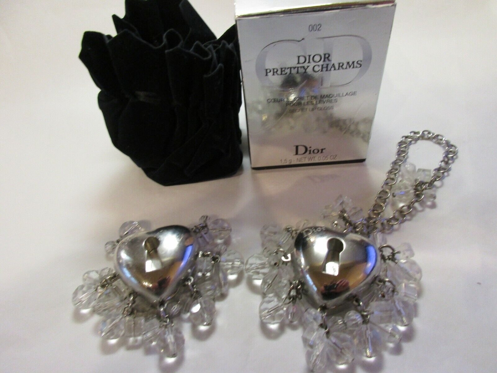 dior pretty charms please read description
