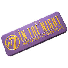 W7 Maquillage - Eye Shadow Palette Naked Nude Naturel Couleurs - In The Night