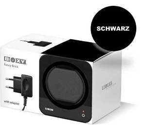 Details Boxy Brick Zu Fancy Stromadapter Schwarzer Uhrenbewegermit I2DHWE9