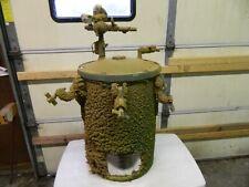 Lagrange Devilbiss 5 Gallon Pressure Pot Tank Stainless Steel 1416 497 Painting
