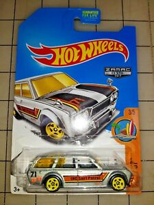 Details About Hot Wheels Zamac Datsun Bluebird 510 Wagon Exclusive