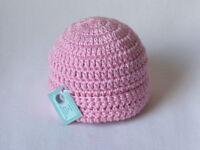 Obe Newborn 0-3 Months Baby Beanie Hat Cap Color: soft Pink