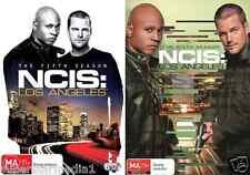 NCIS LA - Los Angeles : Complete Season 5 & 6 : NEW DVD