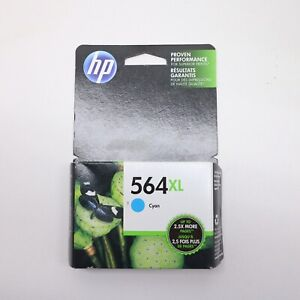 HP-564XL-Cyan-Ink-Cartridge-CB323WN-Genuine-New