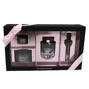 Piece Perfume Victoria's Salt Angel Bath Dark Set Secret 4 Gift roQBexCWd