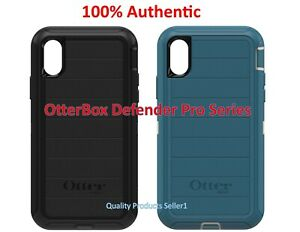 OtterBox DEFENDER PRO Case for iPhone X / iPhone XS (5.8'') - 100% Authentic!!!