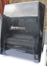 Bay West Paper Towel Dispenser Used