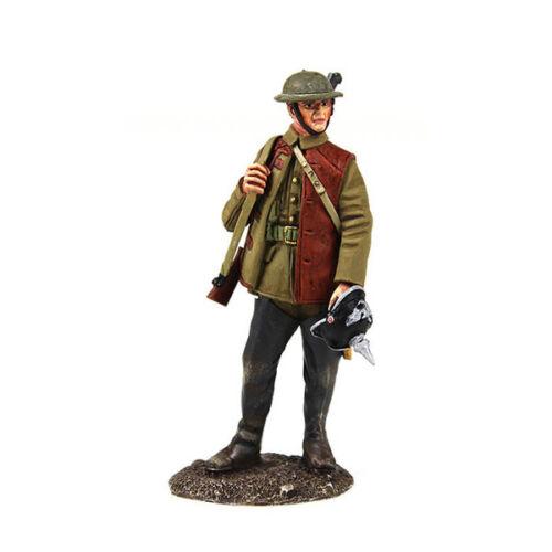 Britains Weltkrieg 1 23111 1916-1918 Britische Infanterie Stehend mit Helm MIB Action- & Spielfiguren
