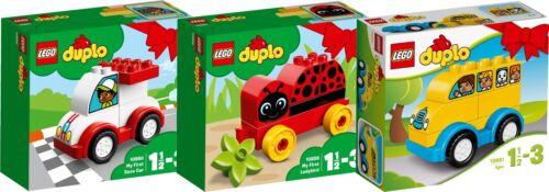 Lego Duplo mi primer autobús circuito primera consecuencia Bauer 10860 10859 10851 n1//18