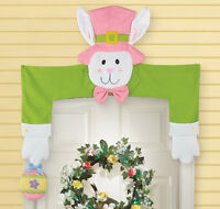 Easter Bunny Door Hugger Decor