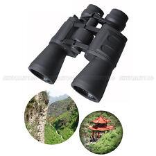 180x100 Zoom Day Night Vision Outdoor Travel Binoculars Hunting Telescope + Case