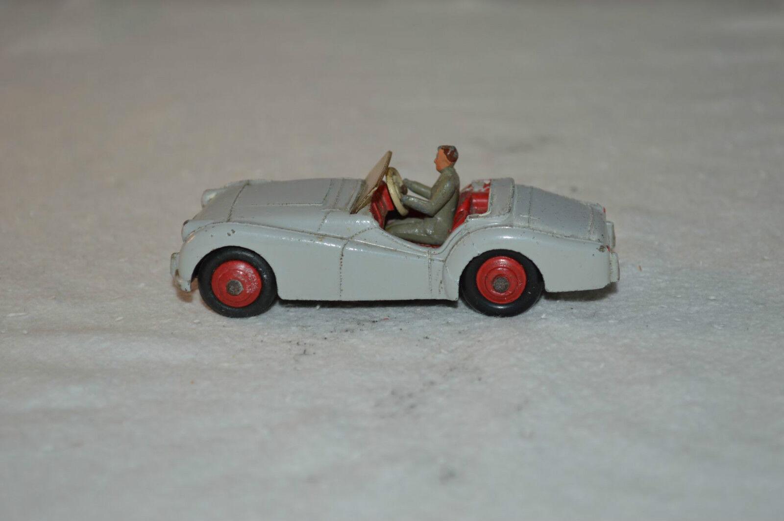 Dinky Toys 105 Triumph TR 2 in excellent excellent excellent original condition 19e924