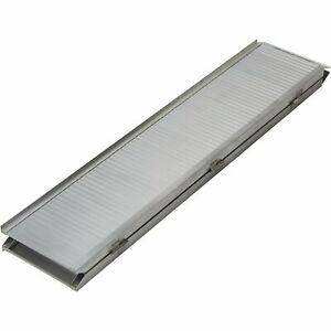 Ultra-Tow Aluminum Mobility Ramp Set - 1200-Lb. Capacity, 30in.W x 72in.L