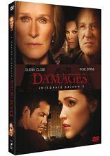 42729//DAMAGES SAISON 2 COFFRET 3 DVD NEUF SOUS BLISTER