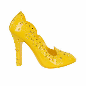 80ecdd0184 Image is loading DOLCE-amp-GABBANA-Rhinestones-Cinderella-Pumps-Heels-Shoes-