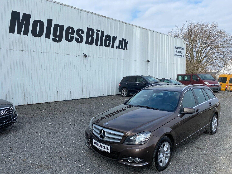 Mercedes C180 2,2 CDi Avantgarde stc. BE 5d - 129.900 kr.