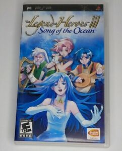 The-Legend-of-Heroes-3-III-Song-of-the-Ocean-Sony-PSP-Bandai-Namco