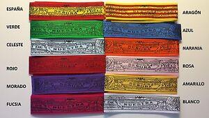 5-Cintas-de-la-Virgen-del-PILAR-ELIGE-5-Colores-Envio-CERTIFICADO-GRATUITO