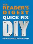 DIY Quick-fix Handbook by Reader's Digest (Hardback, 2003)