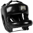 Cleto Reyes Training Headgear with Face Bar - Black