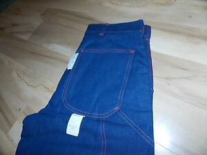 NEW! Montgomery Ward Insulated (lined) Jeans Mens 32 x32 TAGS STILL ON!