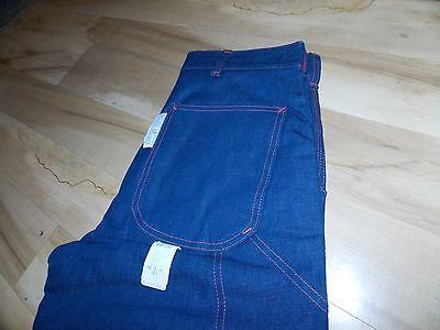 Fornito Nuovo! Montgomery Ward Isolato (foderato) Jeans Uomo 32 X32 Etichette Still On !