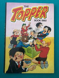 The-TOPPER-Annual-1980-Vintage-Comic-Hardback-Book