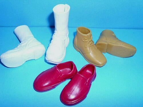 /%***Barbie Ken Kleidung Fashionistas Schuhe für Ken**/%