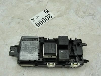 01 2002 2003 VOLVO S40 FUSE BOX RELAY ELECTRICAL JUNCTION ...
