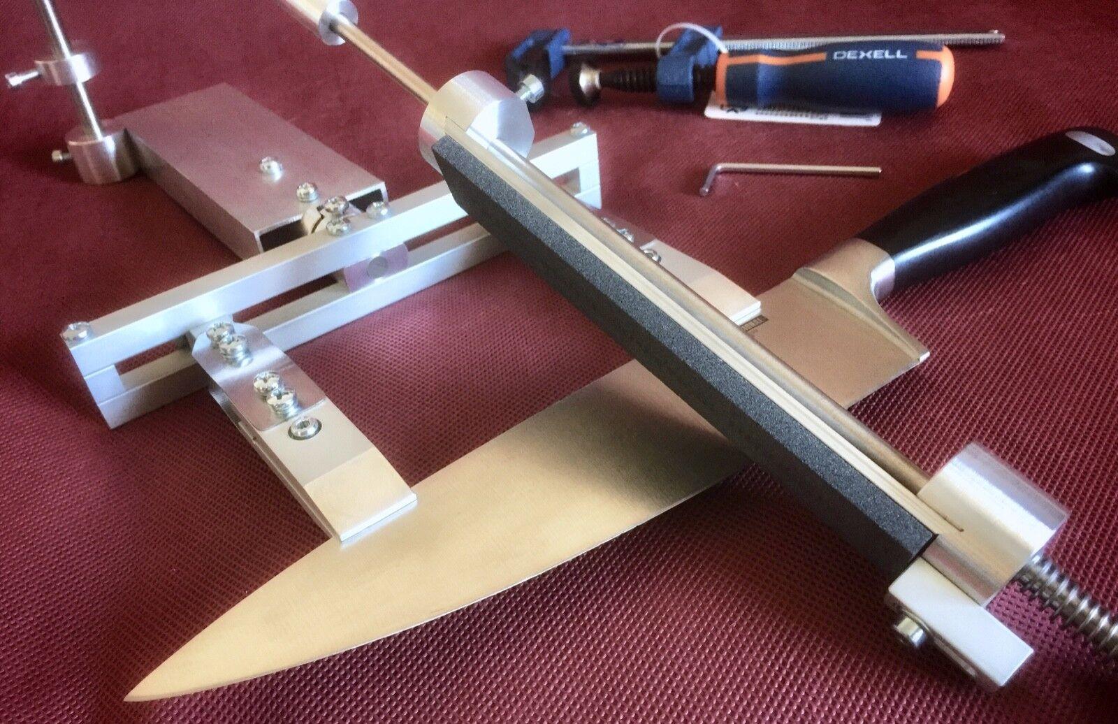 AIGUISEUR  Scorpion K1  Professionnel Kit Aiguiseur de couteaux Système