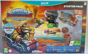 Skylanders-SuperChargers-Starter-pack-WiiU-amiibo-034-NUEVO-A-ESTRENAR-034