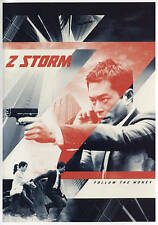 Z STORM 2015 Chinese Thiller dvd MICHAEL WONG Jenelle Sing DADA CHAN New