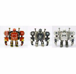 CUBEBOT-x-3-Red-Black-White-Chase-3A-JPX-Sofubi-Soft-Vinyl-Designer-ToyThreeA