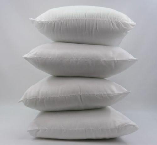 Lot de 2 anti-allergie oreillers Bounce Back Soft Vierge Fibre Creuse de Remplissage 450 g