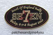 Harley Davidson HOG Bisley SOFER 2010 Pin NEW!! FREE U.K. POSTAGE!