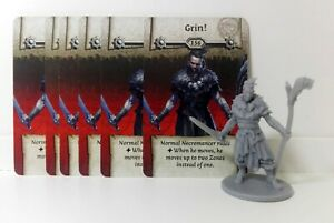 GRIN-The-Joker-Zombicide-Black-Plague-Zombicide-Green-Horde-Heroquest-D-amp-D